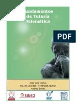 Fundamentos de La Tutoria Telematica