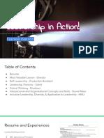 watson leadership portfolio