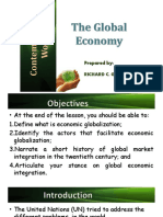 4The Global Economy [Autosaved].ppt