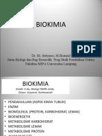 Kimia Tubuh Bio 2009