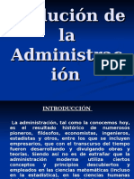 Evolución de la Administración PowePotn.ppt