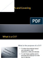 CV+Writing.ppt