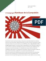 Pedagogia Kamikaze de la Compulsion