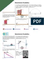 Movimiento Parabólico - Ejercicios Propuestos PDF.pdf