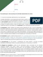 © 2.1 Descentralização E Desconcentração Administrativa.pdf