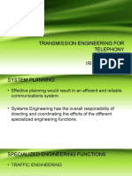 TRANSMISSION ENGINEERING