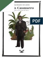 Don Casmurro, Machado de Assis