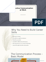 Lecture- Communication