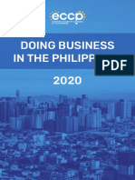 Doing Business in the Philippines 2020