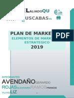 PLAN DE MARKETING -2DO AVANCE 2.0