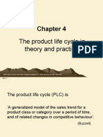 5-6 The product life cycle in theory and practice