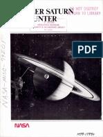 Pioneer Saturn Encounter