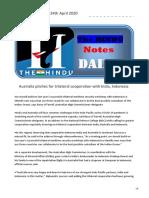 The-HINDU-Notes-24th-April-2020