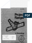 Project Ranger a Chronology