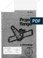 Project Ranger a Chronology