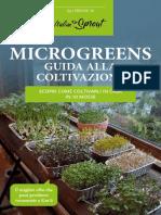 EBoook Microgreens Italian Sprout