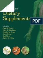 Encyclopedia of Dietary Supplements-Marcel Dekker (2005).pdf