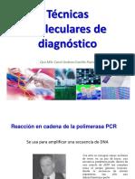 11 Técnicas de diagnóstico molecular