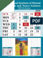 NIMHANS Calendar 2020.pdf