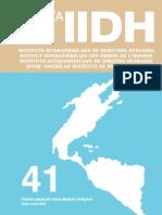 Revista IIDH 41