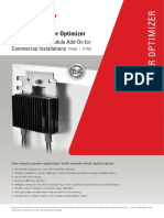 se-p-series-commercial-add-on-frame-mounted-power-optimizer-datasheet