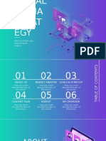 Isometric Gradient Social Media Strategy by Slidesgo.pptx