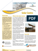 What is the Solar Centre