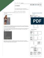 D-Former Basics in Daz3d [Tutorial]