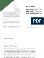 Lect BE Movimientos Migratorios en Venezuela Chi-Yi Chen. p27-47