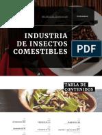 REPORTE_industria de insectos comestibles