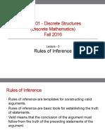 Discrete Structures Lecture 5.pptx