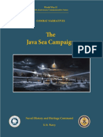 The Java Sea Campaign