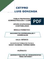 17. DOCUMENTOS EMPRESARIALES Y COMERCIALES 2017-1