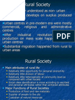 Rural Society and Polity- Lecture III