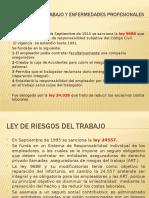 ACCIDENTES DE TRABAJO Y ENFERMEDADES PROFESIONALES 2016