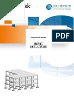 Support de cours REVIT STRUCTURE Prodware ID