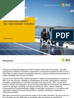 Pan Files Library REC Peak Energy 72 Series Rev. A
