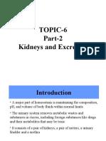 BIO702 Topic-6 Part-II  (Revision)
