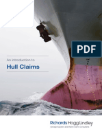 An Introduction to Hull Claims