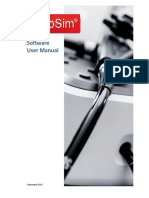 EndoSim Software User Manual