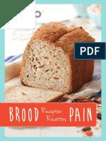 recettes pour machines à pain