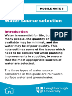 005-Water-source-selection
