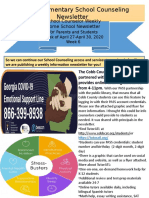 school counseling newsletter april 27-april 30 2020  1  photo 1