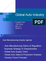 Global Auto Industry