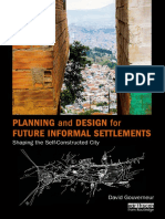Planning and Design for Future Informal Settlements-David Gouverneur(retail)