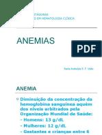 Aula FFII - Anemias