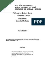 Leandro latim 2