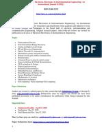 Emerging Trends in Electrical Electronics Instrumentation Engineering an International Journal EEIEJ