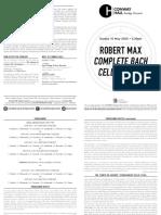 Robert Max Programme