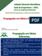 Aula 4 - Propagaçao em Meios Diferentes.pdf